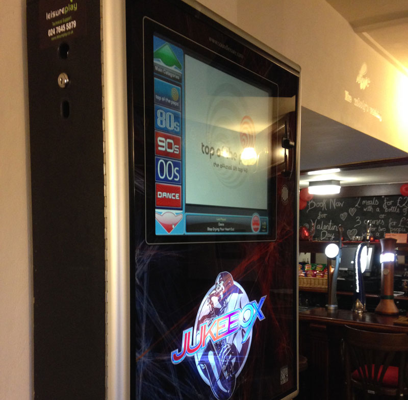 Pub Jukebox